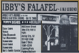 Welcome to IBBY'S FALAFEL Jersey City
